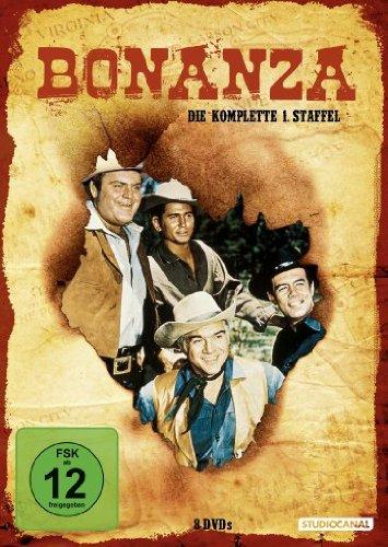Bonanza - Die komplette 1. Staffel [8 DVDs] hier kaufen