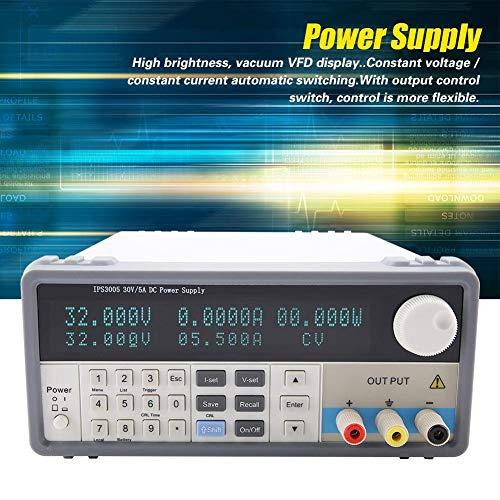 Preisvergleich Produktbild SHIJING 3005 DC Netzteil 30V 5A Programmierbares DC Netzteil EU Stecker AC 220V