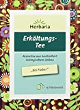 Herbaria Erkältungs-Tee 15FB, 2er Pack (2 x 24 g) - Bio