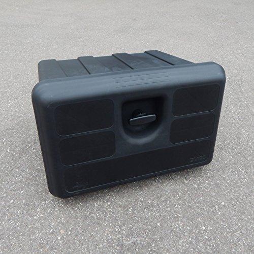 Coffre à outils en plastique injecté WZK L 400 H 350 P 350