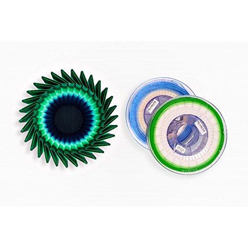 Filamento FiloAlfa PLA CAMBIOCOLORE 1.75mm bobina 700g