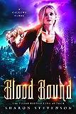 Blood Bound  by Sharon Stevenson
