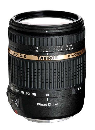 Tamron 18-270mm F/3,5-6,3 Di II PZD Objektiv für Sony