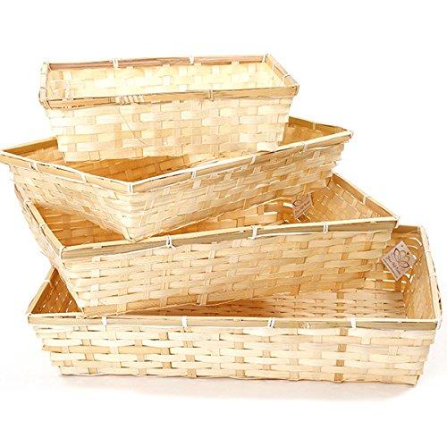 Gift Basket – Small Bamboo Tray