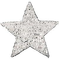 Amscan P70027 Silver Foil Star Pinatas Toy