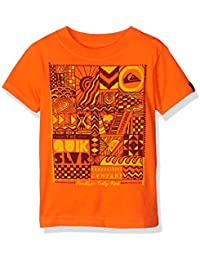 Quiksilver Baby Boys'' Free Form Tee
