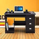 #3: Royal Oak Amber Computer Table (Black)
