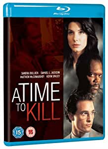 A Time To Kill [Blu-ray] [Region Free]