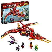 LEGO NINJAGO Legacy Fighter di Kai – Playset con le figure di Nindroid, 71704