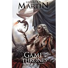 Le trône de fer (A game of Thrones), Tome 5 :