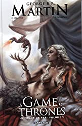 Game of thrones (A) - Le Trône de fer - tome 5 - A game of thrones - Le trône de fer (5/6)