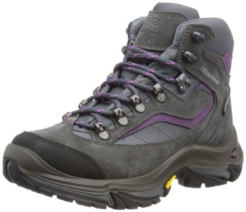 Karrimor Ksb 300 L Weathertite Damen Trekking- & Wanderstiefel Black Sea/Purple