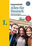 Alles Fur Deutsch / All-in-1 German: Grammatik Und Verben – Schnell Nachschlagen Und Trainieren