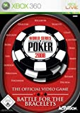World Series of Poker 2008 - Xbox 360 [Import Allemand] [Edizione: Francia]