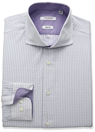 isaac-mizrahi-mens-slim-fit-multi-colored-tatersol-cut-away-collar-dress-shirt-grape-155-neck-34-35-