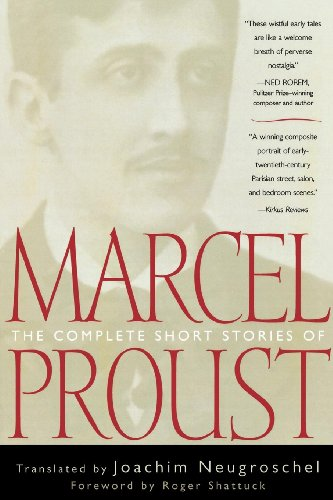 The Complete Short Stories of Marcel Proust por Marcel Proust