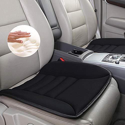 Big Ant Sitzauflage Auto Sitzkissen Auto weiche Sitzkissen Orthopädische Kissen Sitzbezug Pssst für Autositz Bürostuhl Rollstuhl (1 Stück) -