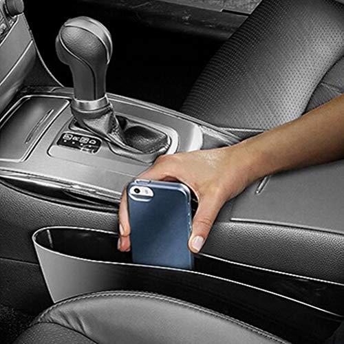 Bin Mobile Speicher (ulofpc Multifunktionswagen Seat Gap Anti-Leckage Sundries Box Car Mobile Trash Bin)