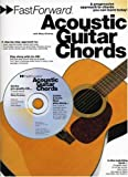 Fast Forward: Acoustic Guitar Chords (Book, CD): Noten, CD für Gitarre (Fast Forward (Music Sales))