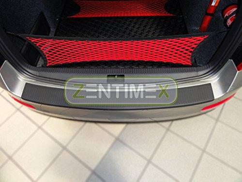 Interiormate Z734763 Ladekantenschutz fahrzeugspezifisch Kunststoff schwarz 3D-Oberfläche Test