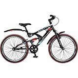 Hero RX2 26T Single Speed Sprint Cycle without Disc Brake - Black