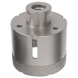 Dr. Diamond Diamant Fliesenbohrer M14 Trocken Diamantbohrer für Winkelschleifer Ø 90 mm