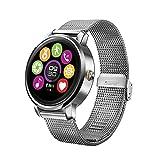 FUGL Sports Bluetooth 1.22inch IPS Heart Rate Monitoring Smart Watch Wristband Well