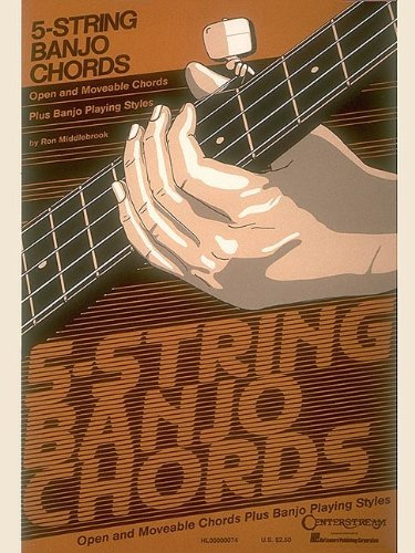 5-String Banjo Chord Chart by Ron Middlebrook (1985-04-01)