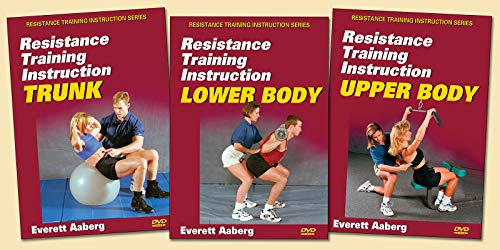 Resistance Training Instruction DVD