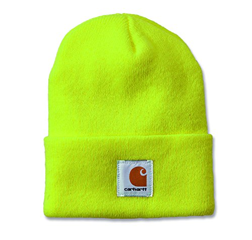 Carhartt A18 Watch Hat - Beanie - Mütze, Bright (Bau Hut)