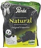 Panda Lakritze Schnitte 300g (Packung von 4)