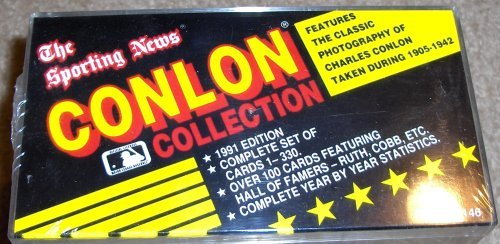 The Sporting News Conlon Collection: 1991 Edition Complete Set by Conlon -