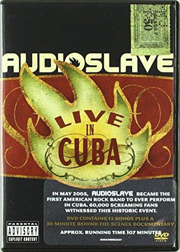: Audioslave - Live in Cuba (DVD)