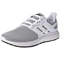 Adidas ENERGY CLOUD 2, Men's Road Running Shoes, White (Ftwr White/Ftwr White/Core Black), 9 UK (43 1/3 EU)