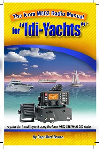 The ICOM M802 Radio Manual for