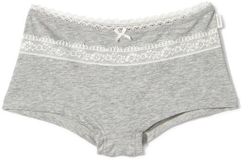 ESPRIT Bodywear - 992Ef5T910/Eco Line  Shorts, Pantalone da bambine e ragazze, grigio(grau (fb)), taglia produttore: 8 anni