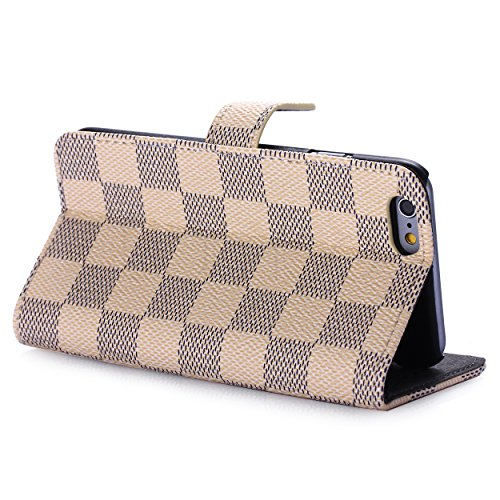 liamoor-flip-case-iphone-6-6s-47-smartphonetasche-tasche-etui-cover-hulle-schutzhulle-karo-hell