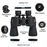 Bfull High Power 12x50 Binoculars,Compact Folding,Bird Watching Binoculars,Binoculars with Super Clear,Waterproof,Perfect for Outdoor Hunting etc,Suit for Adults and Kids