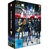 Psycho Pass - 2. Staffel - Box Vol.1 (2 DVDs) + Sammelschuber