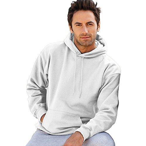 hanes-ultimate-cotton-pullover-fleece-hood-10-oz-white-size-s