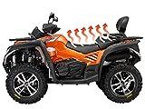 Sitzheizung Carbon CF Moto CForce Explorer Terralander ATV