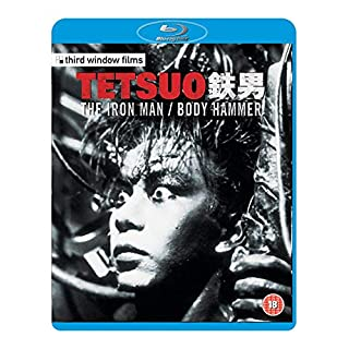 Tetsuo: The Iron Man / Tetsuo II: Body Hammer [Blu-ray]