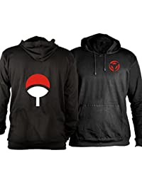 Naruto Classic Anime T-Shirt Cotton Brand Men Clothes Solid Color Long Sleeve Slim Fit T Shirt Men Casual Hoodie...