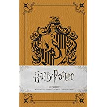 HARRY POTTER: HUFFLEPUFF RULED POCKET JOURNAL (Insights Journals)
