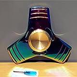 Descrizione del prodotto: Materiale: Titanio + Ceramica CuscinettoIl pacchetto include: 1 x Jinberry Fidget Hand Spinner