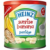 Heinz Sunrise Banana Porridge 4 + Months 240g