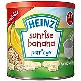Heinz Sunrise Banana Porridge 4 + Months 240g