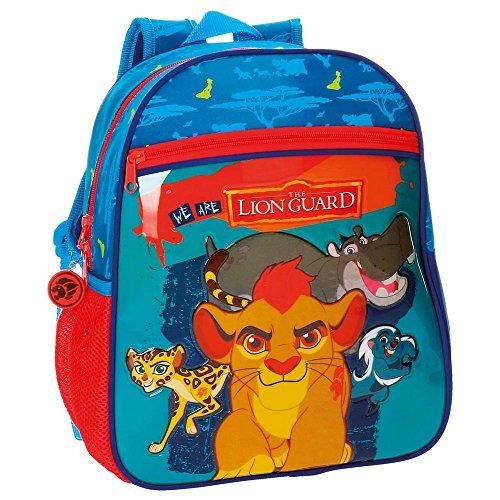 Imagen de disney 21322b1 lion guard  infantil, 33 cm, 9.8 litros, varios colores