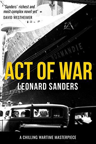 Act Of War Ebook