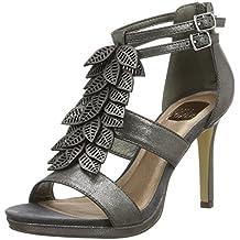 BULLBOXER Damen Sandal Heel Pumps